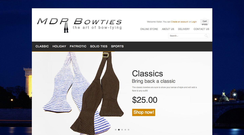 MDP Bowties