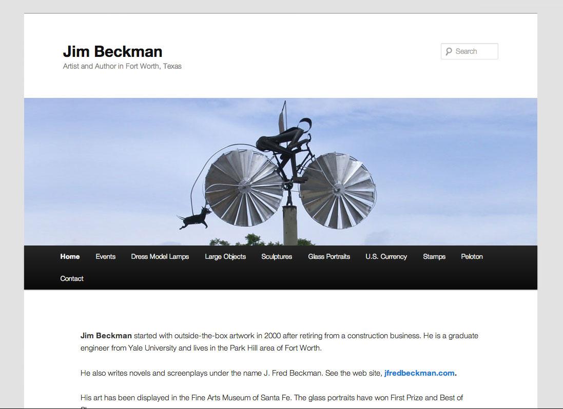 Jim Beckman